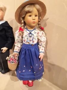 ケテクルーゼ のお人形